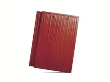 大平板瓦-铁红