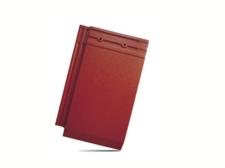 中平板瓦-铁红