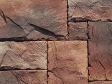 文化石-城堡岩石